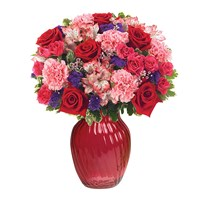 Ever-Budding Romance flowers for anniversary gifts (BF111-11KM)